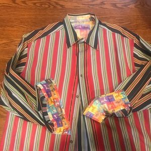 Robert Graham casual shirt